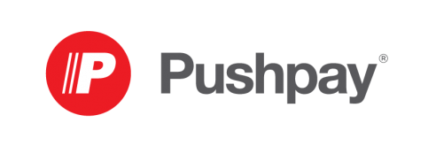 Image of the Pushpay logo