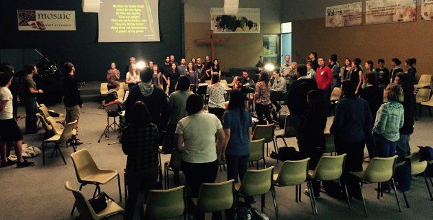 Belconnen 6pm Church Service