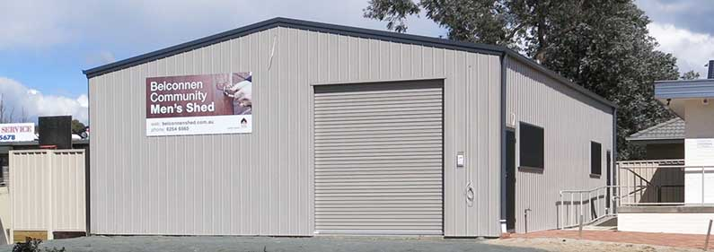 Belconnen Community Men's Shed