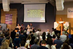 Image of Easter Service