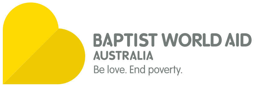 Image of the Baptist Word Aid Logo