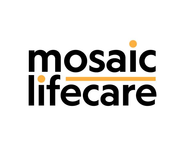 Image of the Mosaic Life Care logo